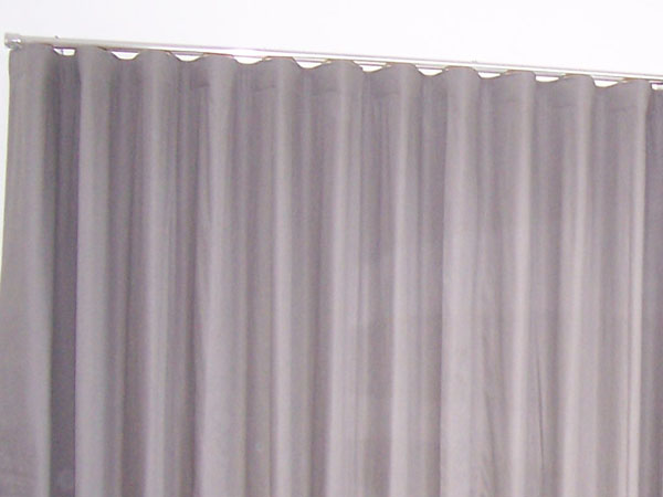 Classic wave pattern for Silent Gliss wave system curtains