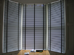 50mm aluminium venetian blinds with tapes Hampstead