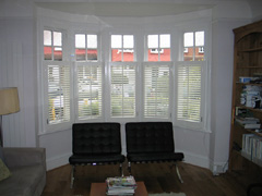 bay window privacy Crouch End