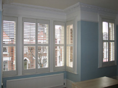 wider panels & wider louvres let in more light Highgate