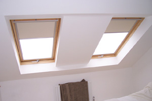 velux duo blinds fitted highgate